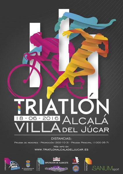 HOY ABREN INSCRIPCIONES EL TRIATLÓN ALCALA DEL JUCAR