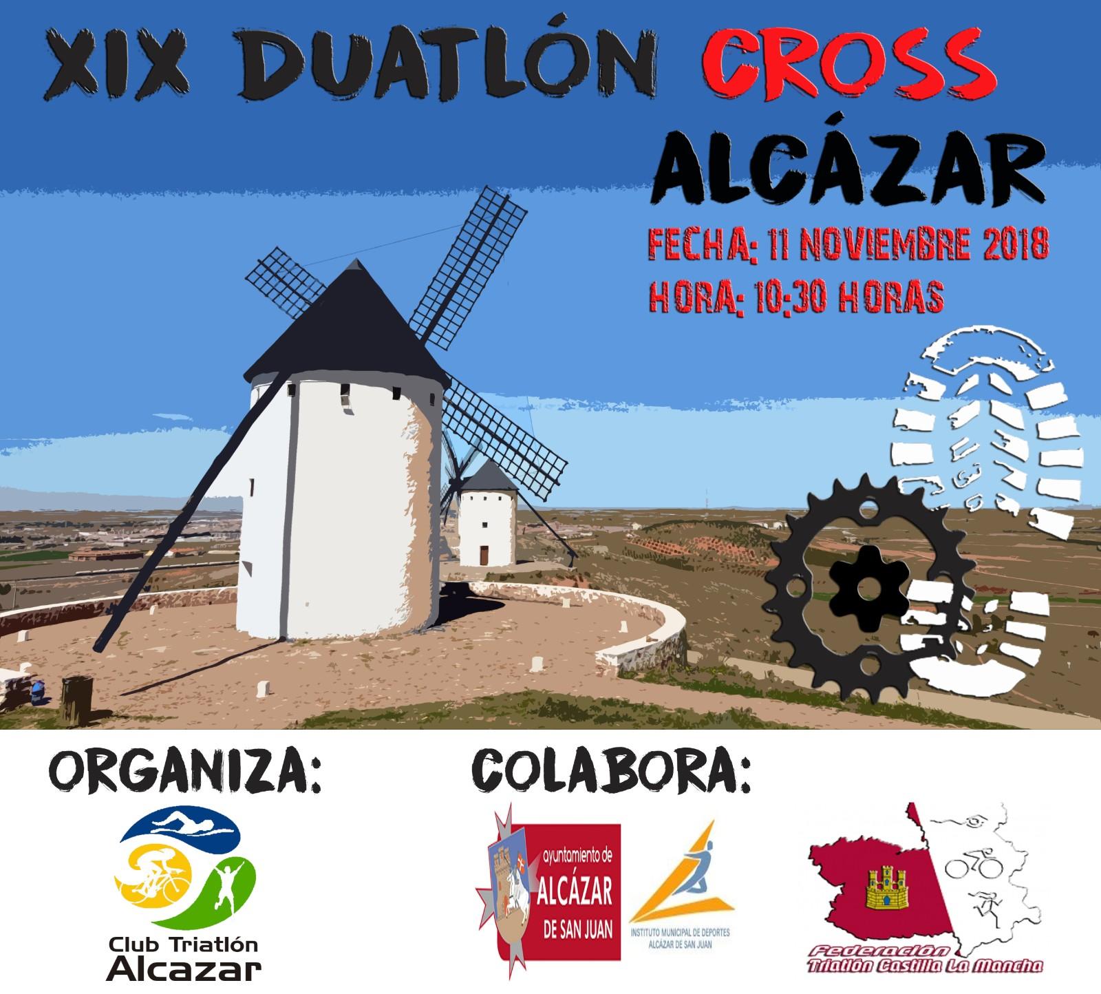 XIX Duatlón Cros Alcazar de San Juan
