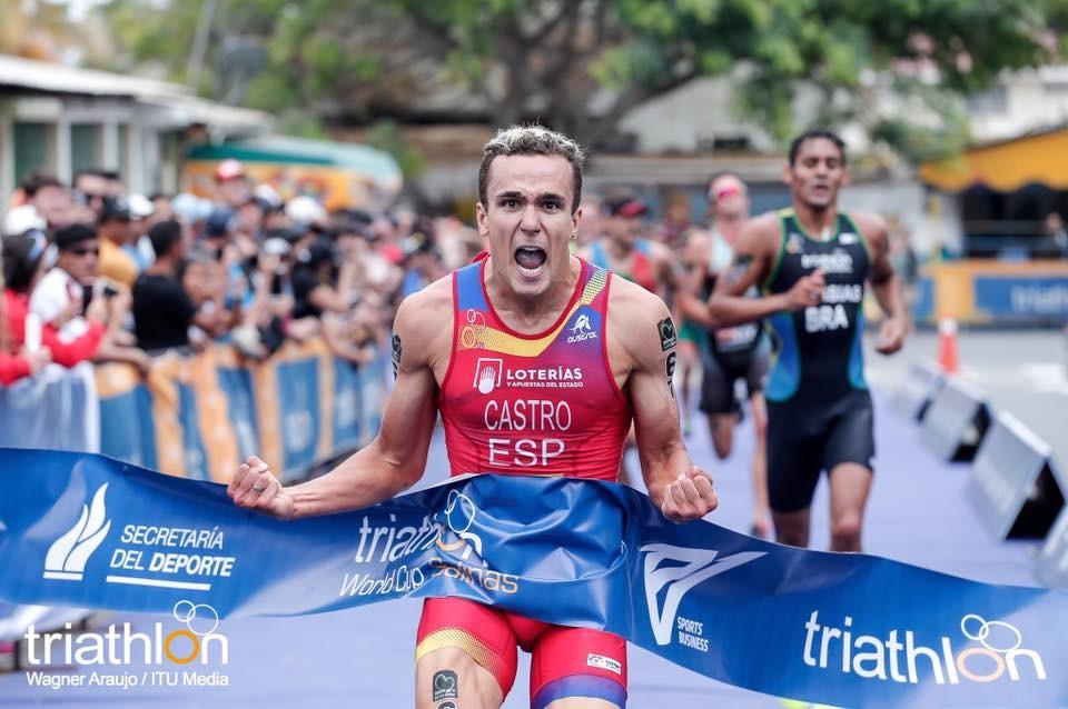 David Castro gana en la Copa del Mundo de Salinas