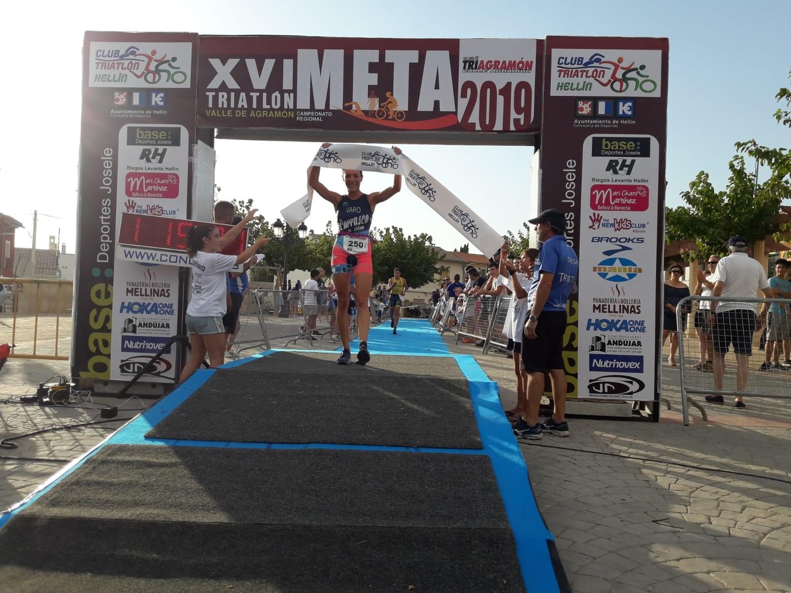 Triatlón de Agramón  19 - Campeonato Regional de Triatlón
