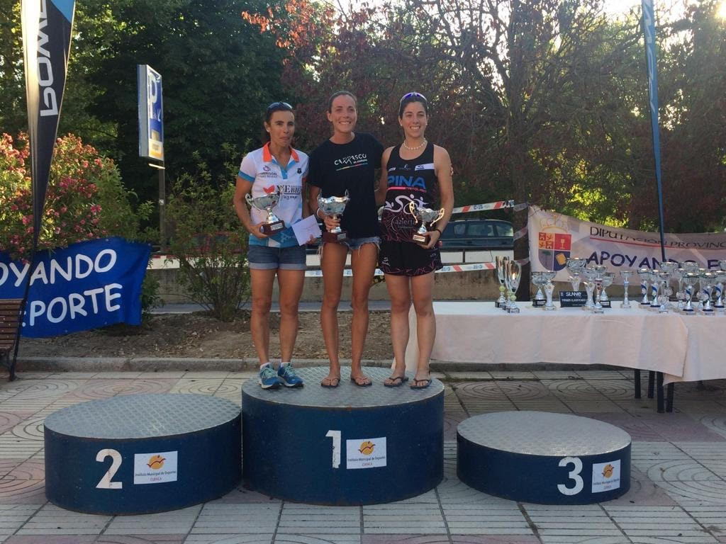 XXXI Triatlón de Cuenca - Campeonato Regional