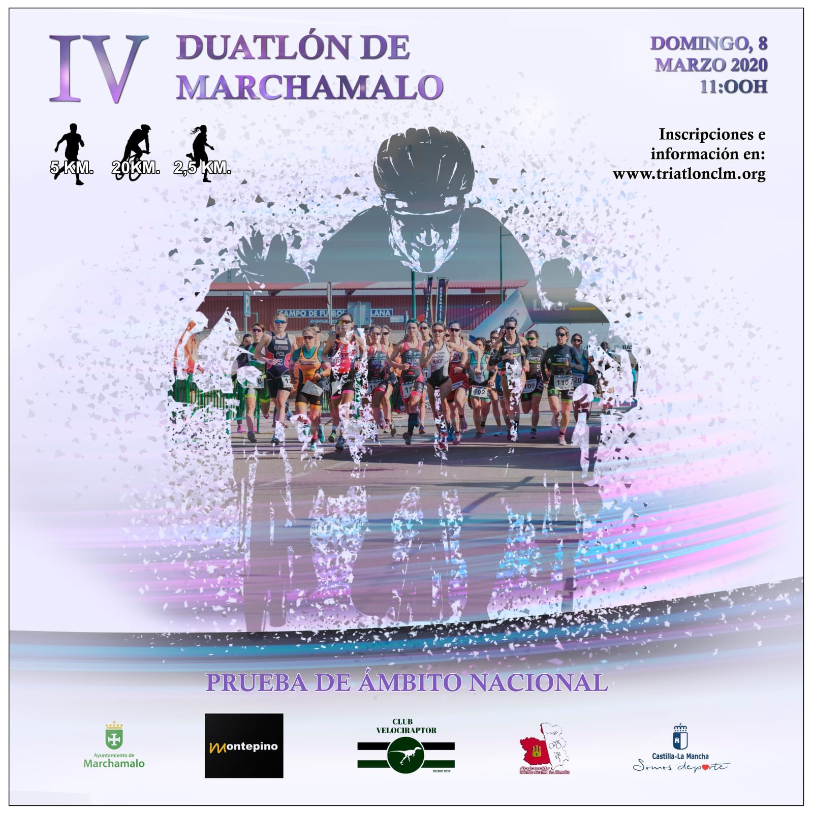 Clasificaciones - IV Duatlón de Marchamalo 20-