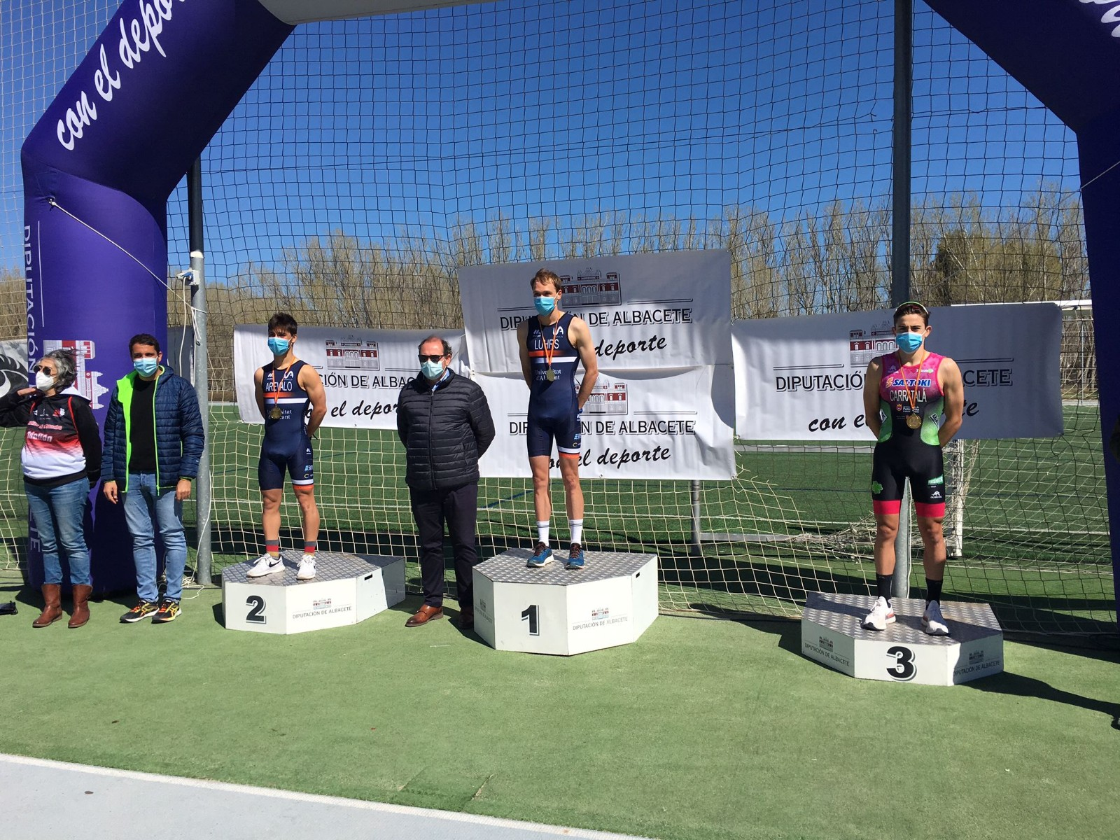 Celebrado en Almansa el Campeonato Regional de Duatlón