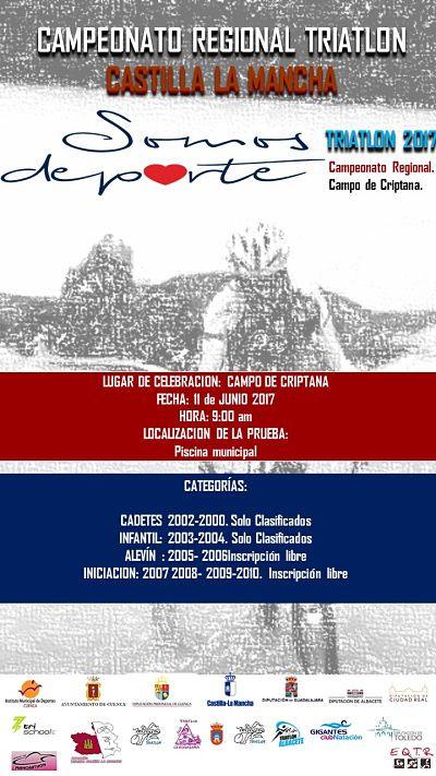 Regional de Deporte Escolar en Campo de Criptana